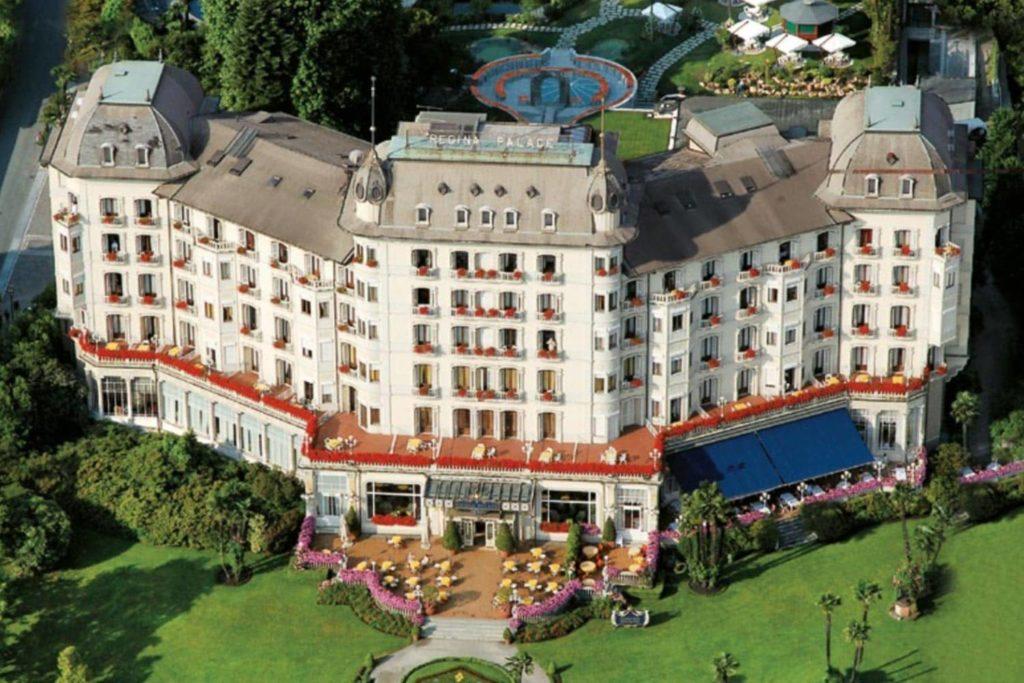 Hotel Regina Palace