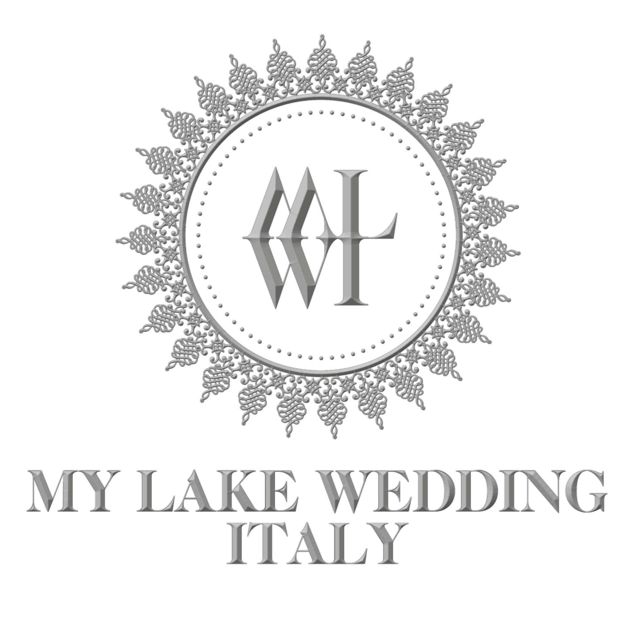 my lake wedding italy logo