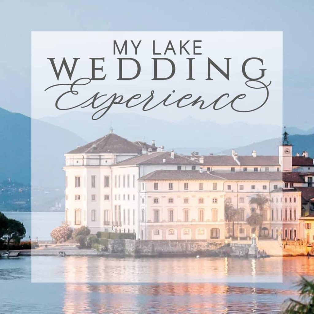 my lake wedding italy experience destination wedding